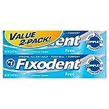 Fixodent Dentures Adhesive Cream Free Tw...