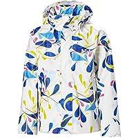 Helly Hansen Jr Moss Jacket Chaqueta, Unisex niños, Sling White Print, 10