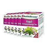 Bad Heilbrunner® Kopf-Entspannungs Tee 6er Pack
