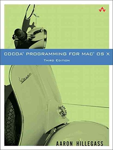 Portada del libro [(Cocoa Programming for Mac OS X)] [By (author) Aaron Hillegass] published on (June, 2008)