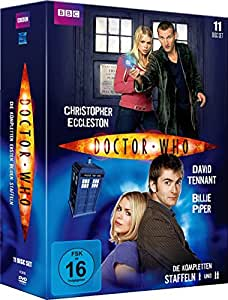 Doctor Who - Season 1 & 2 (DVD)