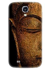 Spygen Premium Quality Designer Printed 3D Lightweight Slim Matte Finish Hard Case Back Cover For Samsung I9500 Galaxy S4