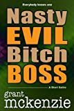 Nasty Evil Bitch...