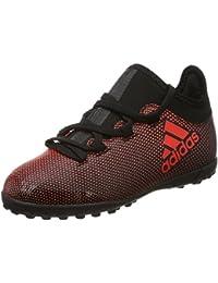 adidas Boys' X Tango 17.3 Tf J Footbal Shoes, White