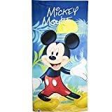 Disney Mickey Mouse bambini bagno telo mare in - Best Reviews Guide