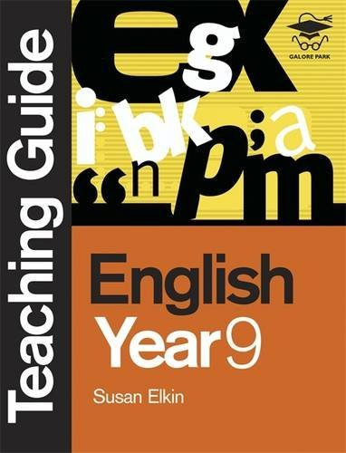 English Year 9 Teaching Guide (Pack of 54 Copies) by Susan Elkin (2010-02-04)