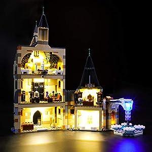 LIGHTAILING Set di Luci per (Harry Potter La Torre Dell'Orologio di Hogwarts) Modello da Costruire - Kit Luce LED… 0716852281244 LEGO