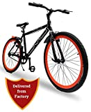 Omobikes Model-1.0 Hybrid City Cycle | Fast, Lightweight[13kg], Stylish with Alloy Rim| Anti