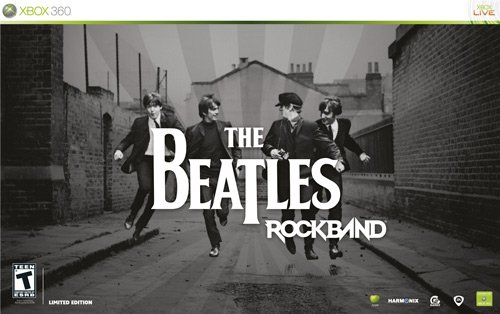 Xbox 360 The Beatles: Rock Band Limited Edition Premium Bundle by MTV Games (Xbox Für Rock 360 Beatles Band)