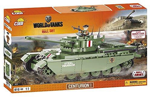 Wargaming - Centurion, Color Verde (COBI 3010)