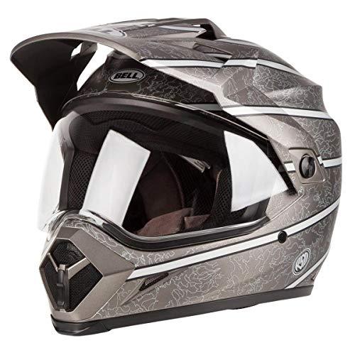 c2f297a8 Bell Helmets MX-9 Adventure MIPS, Rsd Silver, Medium