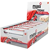 MaxiNutrition Promax Bars - Blueberry Smoothie (Pack of 12)