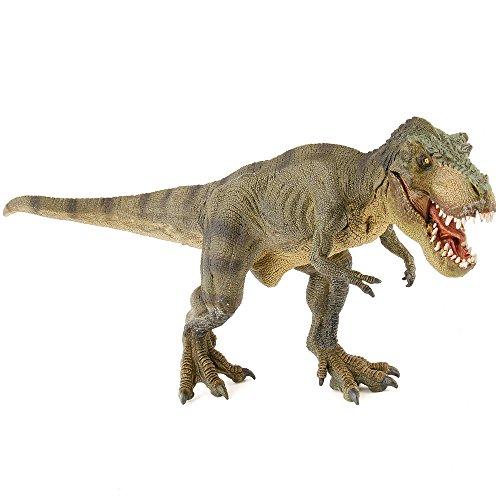 Papo 55027 - T-Rex Verde Che Corre