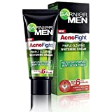 Garnier Men's Acno Fight Whitening Day Cream (20g) - Pack of 2