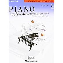 Piano Adventures. Technique & Artistry Book. Level 2A