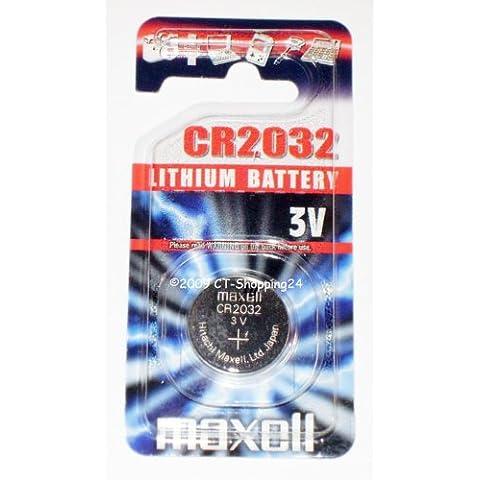 MB batería Maxell 3 V pila de botón