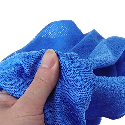 JenNiFer Mikrofaser-Reinigungstücher, kein Kratzen, für Autopolitur, Details, 10 Stück