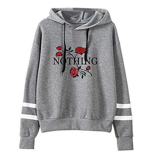 LANWINY Damen Outdoor Fleecejacke dünn Sweatjacke mit Kapuze Strickjacke große Größen Hoodie Frauen Pullover Mädchen Kapuzenpullover Ladies Sweater -