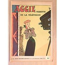 Aggie vedette de la television, album n°3