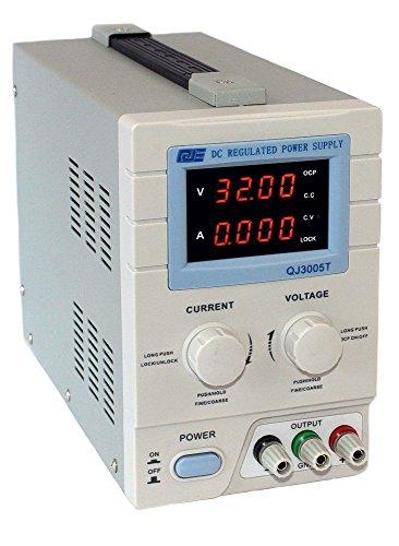 Labornetzgerät QJ3005T mit Digitalregelung und OCP