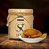 #3: Sarna Farm Packed Mango Pickle, mango pickle, sour pickles (Pack of 1)
