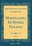 Miscellanea Storia Italiana