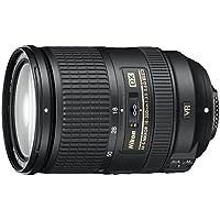 Nikon AF-S DX NIKKOR 18-300mm f/3.5-5.6G ed VR Obiettivo, Nero [Nital Card: 4 Anni di Garanzia]