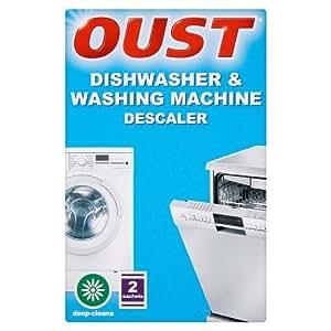 Spotless Punch Ltd - Oust - Nettoyant de machine à laver et de lave-vaisselle