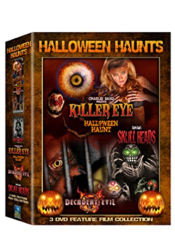Halloween Haunts 3 Dvd Box Set [UK Import] (Set Halloween Uk Box)