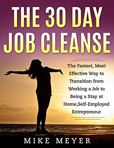 The 30 Day Job Cleanse: The Fastest, Most Effective Way to Transition from Working a Job to Being a Stay at Home, Self-Employed Entrepreneur (English Edition)