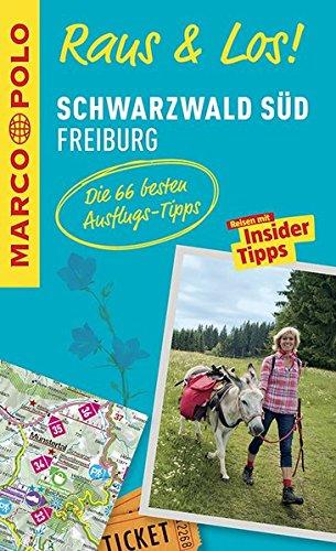 Preisvergleich Produktbild MARCO POLO Raus & Los! Schwarzwald Süd, Freiburg: Guide und große Erlebnis-Karte in praktischer Schutzhülle