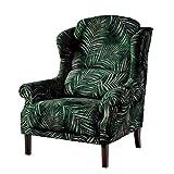 Dekoria Sessel Unique 85 × 107 cm grün