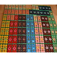 timtina® 192velas perfumadas, multicolor