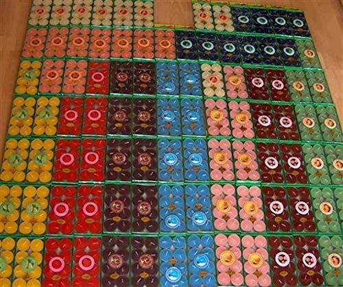 Timtina® 192lumini profumati in 10diverse profumazioni, colorati