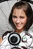 raggi M 2X264 Inoxnero, con nipples da 12 mm