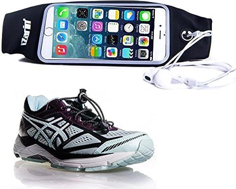 Running Belt & No Tie Shoe Laces / Elastic Lace