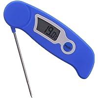 Thermomètre avec sonde pliante pour fabrication de bougie – Outil idéal pour les fabricants de bougies pour faire fondre…