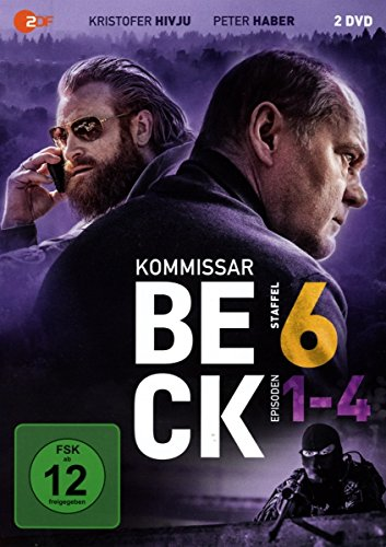 Kommissar Beck Staffel 6 [2 DVDs] - Dvd Beck