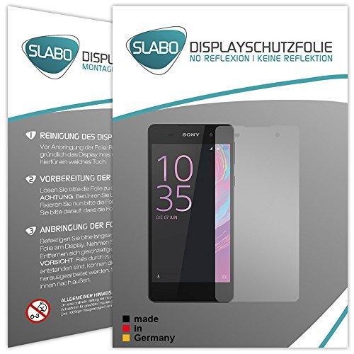 2-x-slabo-screen-protector-sony-xperia-e5-screen-protection-film-protectors-no-reflexion-matte-anti-
