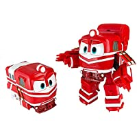 """De la película de animación """"Alf"""" juguetes, niños, niños, animación coreana """"robot Train"""" robot Transformer un carácter"""