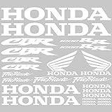 Aufkleber Sticker Honda CBR 1000RR Ref: moto-038 weiß