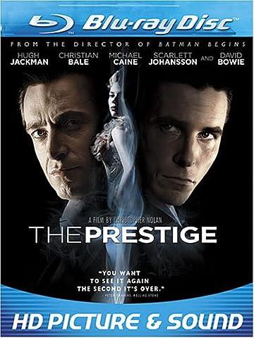The Prestige [Blu-ray] [Import