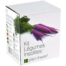 Il Kit ortaggi stravaganti di Plant Theatre - 5 straordinari ortaggi da coltivare - un regalo ideale
