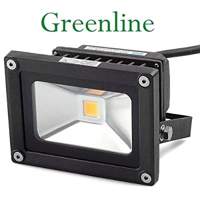 Greenline Led- Auenstrahler Fluter Mit 10w Led Ip65 230v Baustrahler von Greenline