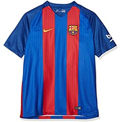 "Nike Herren FC Barcelona Heim Trikot, Sport Royal/Gym Red/University Gold, XL 46-48"" Chest (112-124cm)"