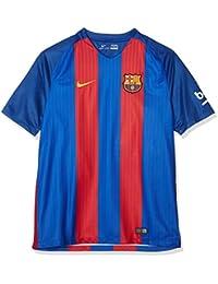 Nike Men´S FC Stadium Top Camiseta De La 1ª Equipación Fútbol Club Barcelona  2016-2017 d4b23e777b627