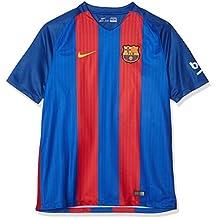 Nike Men´S FC Stadium Top Camiseta De La 1ª Equipación Fútbol Club Barcelona  2016 62876873c64
