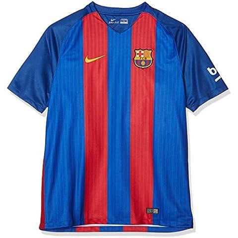 2ª Equipación FC Barcelona 2016/2017 - Camiseta oficial Nike, talla XL