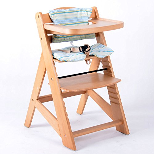Consigue trona estafa escalera silla para ni os trona de for Silla escalera de madera