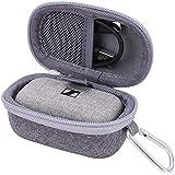 Hårt fodral för Sennheiser MOMENTUM True Wireless/True Wireless 2 In-Ear hörlurar från Aenllosi (endast fodral)
